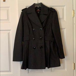 Miss Sixty Gray Trench Coat